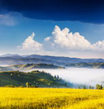 Mountains landscape Royalty Free Stock Photography
