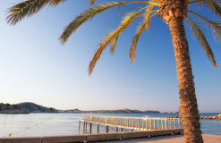 Morning Sunrise in Majorca Stock Photography