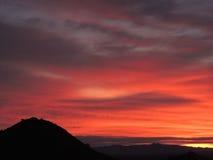 Morning sunrise Stock Image