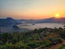 Morning sunrise royalty free stock images