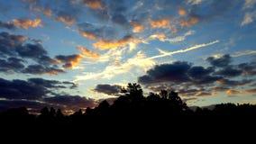 Morning Sunrise Royalty Free Stock Photos