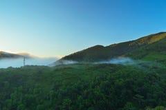 Morning sunrise Stock Photos