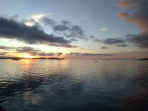 Morning sunshine royalty free stock image
