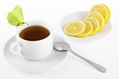 Morning tea Royalty Free Stock Photography