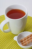 The morning tea Royalty Free Stock Photo