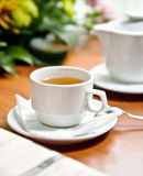 Morning tea Royalty Free Stock Images