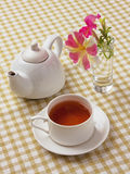 Morning tea Royalty Free Stock Photos