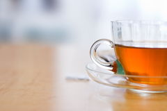 Morning tea Royalty Free Stock Photo