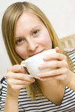 Morning Tea Royalty Free Stock Photos