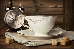 Morning tea Royalty Free Stock Photo