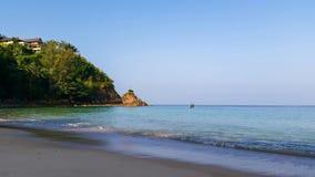 Morning time at Banana beach Phuket Thailand Royalty Free Stock Image