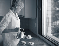 Morning time Stock Images