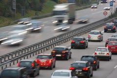 Free Morning Traffic Stock Image - 3526251