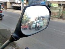 Morning traffic Stock Photography
