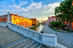 Morning in Venice Royalty Free Stock Photo