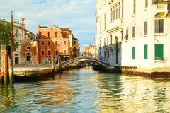 Morning in Venice Royalty Free Stock Images