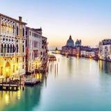 Morning in Venice Royalty Free Stock Photos