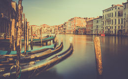 Morning in Venice Royalty Free Stock Photography