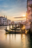 Morning in Venice Stock Image