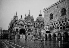 Morning in Venice. Italy Royalty Free Stock Image