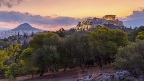 Athens. Royalty Free Stock Image