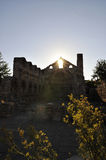 Morning view on Church of St Sophia ruins in Nessebar, Bulgaria. Stock Photo