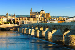 Morning view of Cordoba, Spain Stock Photo
