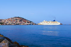 Morning view of Kusadasi Turkey Royalty Free Stock Photo