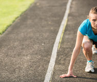 Morning workout Royalty Free Stock Images