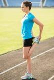 Morning workout Royalty Free Stock Photo