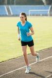 Morning workout Stock Photo