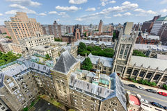 Morningside Heights - New York Royalty Free Stock Images
