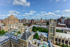 Morningside Heights - New York Royalty Free Stock Photo