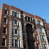 Morningside Heights Royalty Free Stock Photo