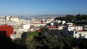 Tangier city Stock Photography