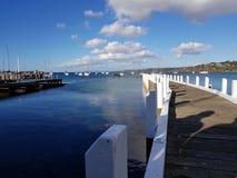 Mornington码头 库存图片