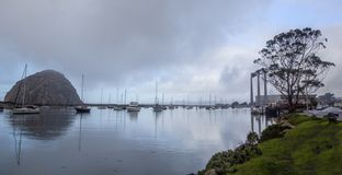 Moro Bay de Califórnia imagens de stock royalty free