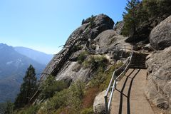 Moro Rock Royalty Free Stock Photo