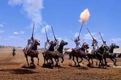 Morocan fantasi Fotografering för Bildbyråer