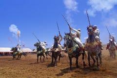 Morocan fantasi Arkivfoton