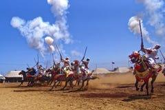 Morocan fantasi Arkivbild