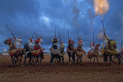 Morocan-Fantasie Stockfotos