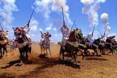 Morocanfantasie Stock Foto