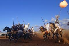 Morocanfantasie Royalty-vrije Stock Fotografie