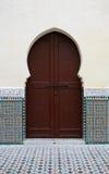 moroccan входа Стоковое Изображение
