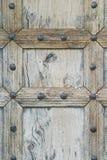 moroccan двери Стоковая Фотография
