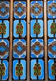 moroccan двери Стоковое Фото