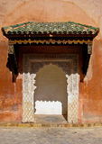 moroccan зодчества Стоковая Фотография RF