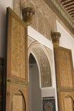 moroccan конструкции нутряной Стоковое Изображение