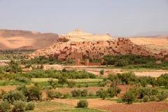 moroccan крепости benhaddou ait стародедовский Стоковая Фотография RF
